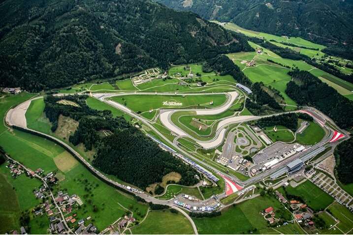Formula 1: si corre il Gran Premio d'Austria al Red Bull Ring