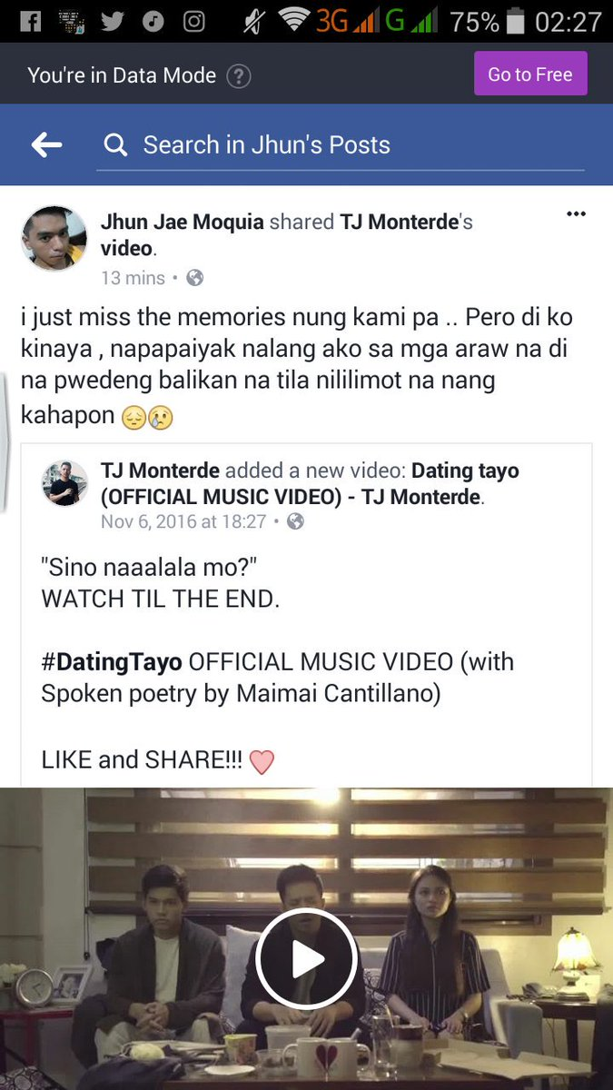 dating tayo spoken words by maimai