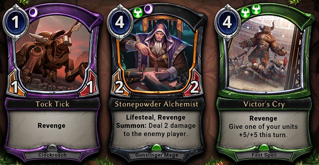 Eternal Card Game On Twitter More Omens Of The Past Spoilers