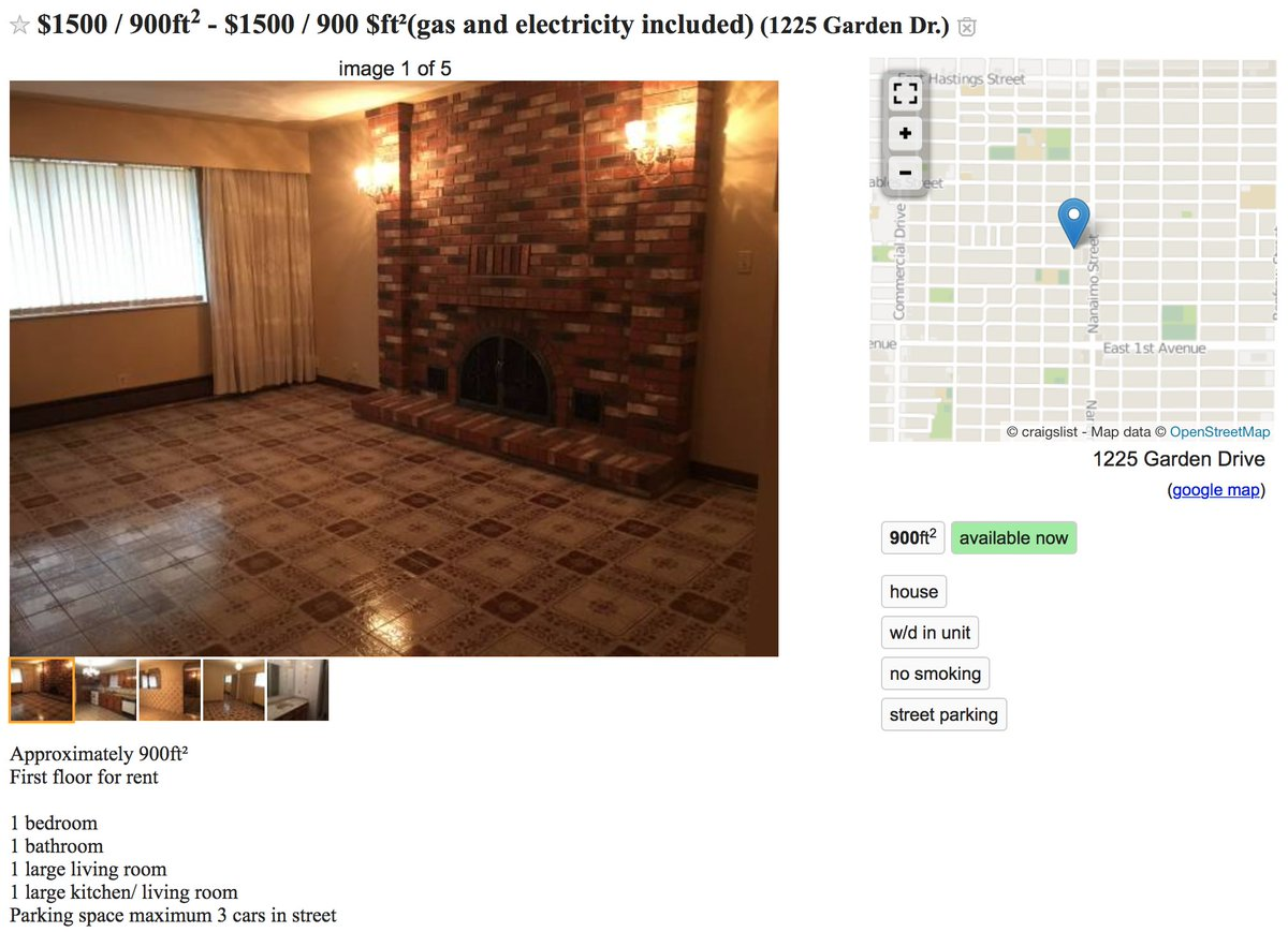 "vancouver tenants on twitter: ""#dearyvrlandlord live inside a"