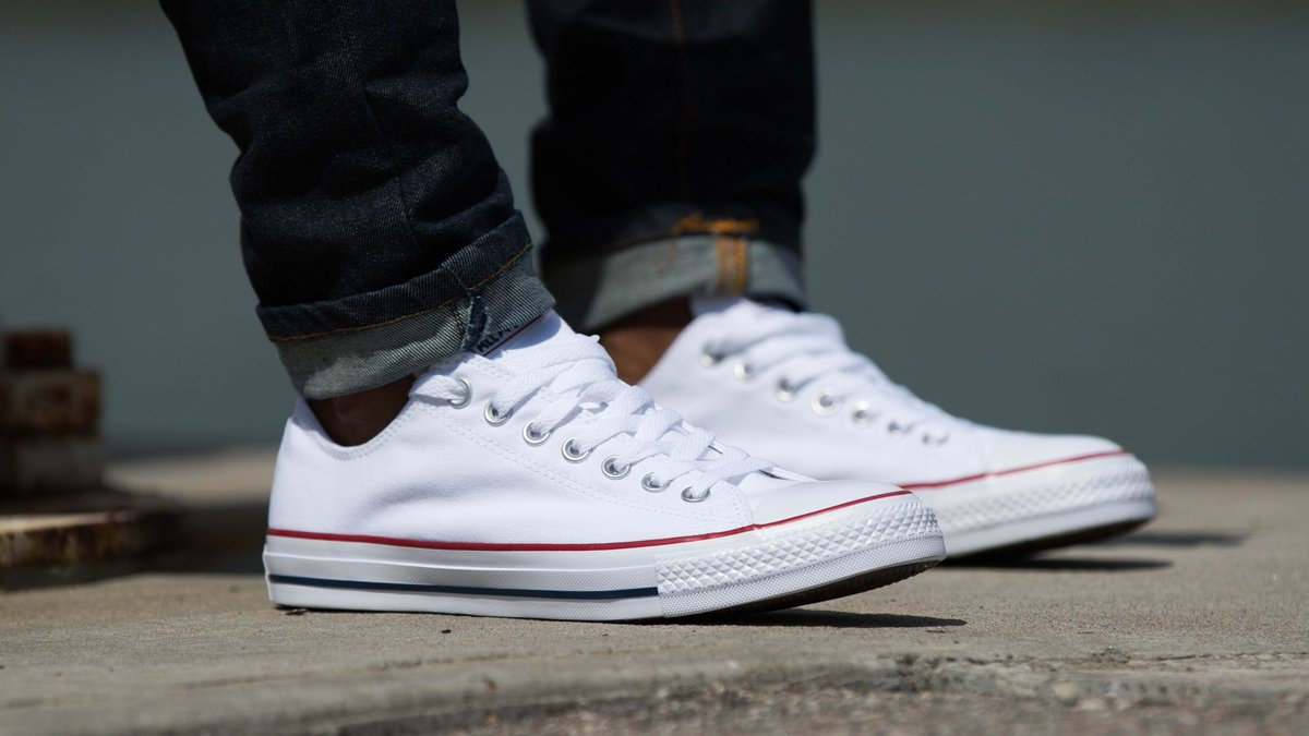The Converse Chuck Taylor All Star Ox