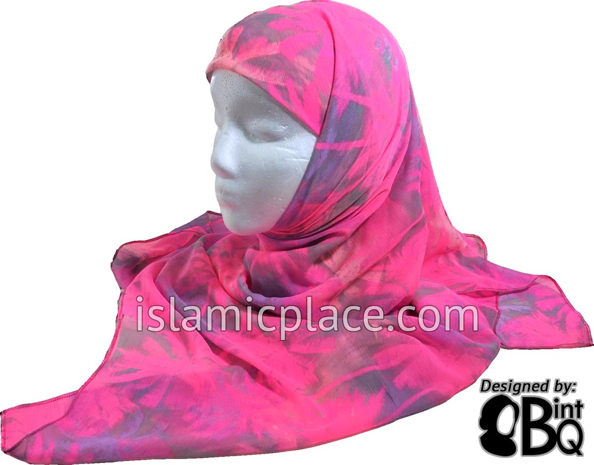 8e92b39df1f0 #Khimaroftheweek Palm Tree Design. http://goo.gl/ySwRaE #neonPink #purple  #spring #Modesty #Muslim #Muslimah #IslamicPlace #Women #BintQ  pic.twitter.com/ ...