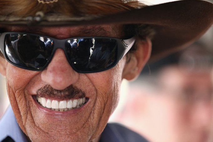 Happy Birthday to The King, Richard Petty: 80 years is pretty cool via