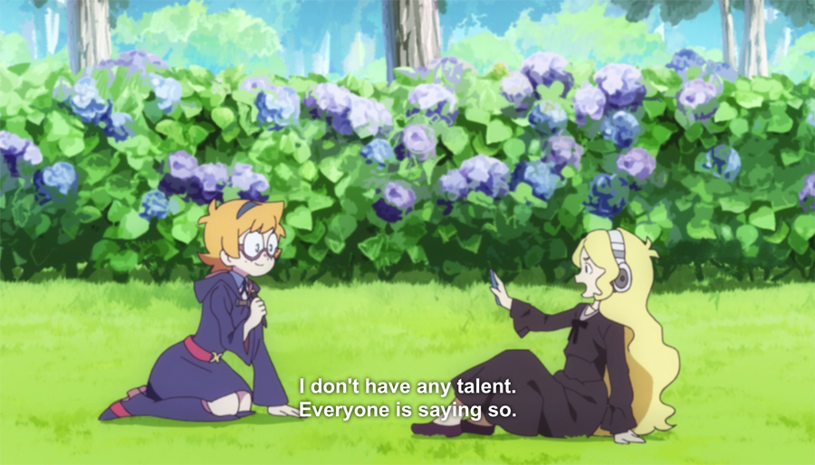 A message for every creator from Little Witch Academia https://t.co/aAT3KcDGSK