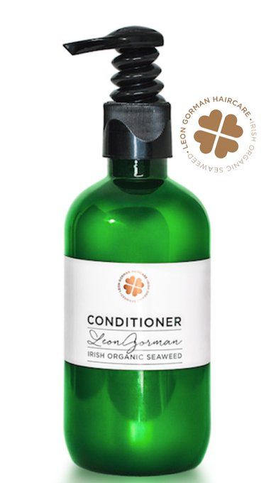 Leon Gorman Hair Care Irish Organic Seaweed
