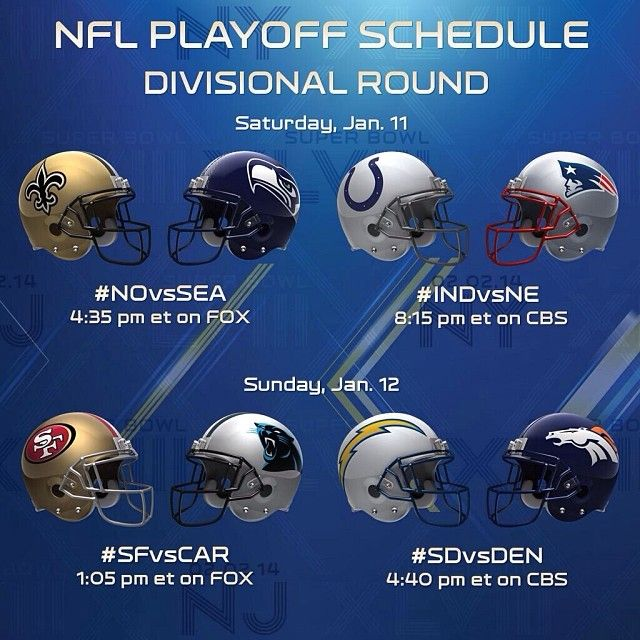 New post (Divisional Round Playoff Schedule! #NFLPlayoffs #Padgram...) has been published on NFL SPORTS -  http://www. nflviral.com/divisional-rou nd-playoff-schedule-nflplayoffs-padgram/ &nbsp; … <br>http://pic.twitter.com/7KVFIo5TY3