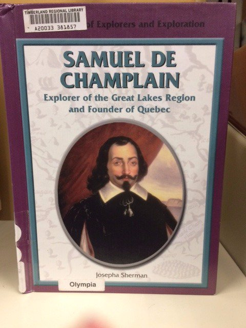 Was samuel de camplain looking for