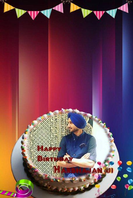 Happy birthday pa ji