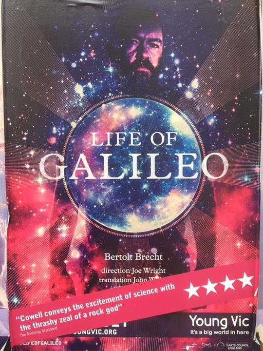 @youngvictheatre saw the penultimate show of #LifeofGalileo ... Best piece of theatre and acting I have seen. Ever. Brilliant. Thank you :) <br>http://pic.twitter.com/FzmTsOhrec
