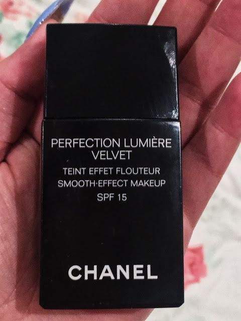 Nikki Andrews: Review: Chanel Perfection Lumiére Velvet Smooth-Effect Makeup