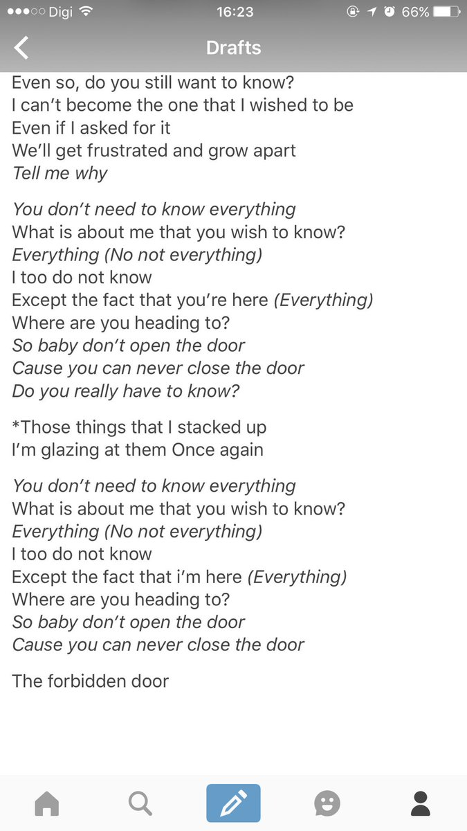 ???_??? on Twitter  [TRANS] Taemin - Door Lyrics English Translation (cr_citrusscent) //t.co/8Ljyerb61E   sc 1 st  Twitter & ???_??? on Twitter: