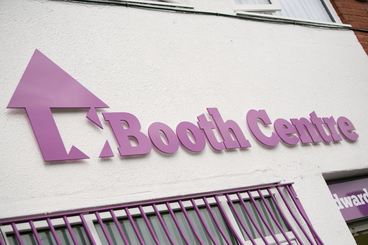 Booth Centre on Twitter: