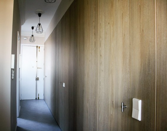 Finsa On Twitter El Estudio At Barronkress Apuesta Por Un Panelado - Panelado-madera