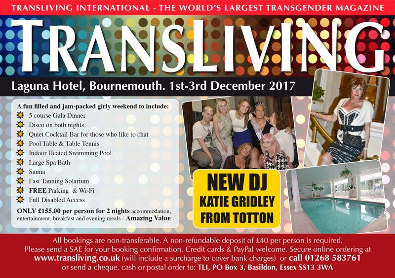 transgender chat uk