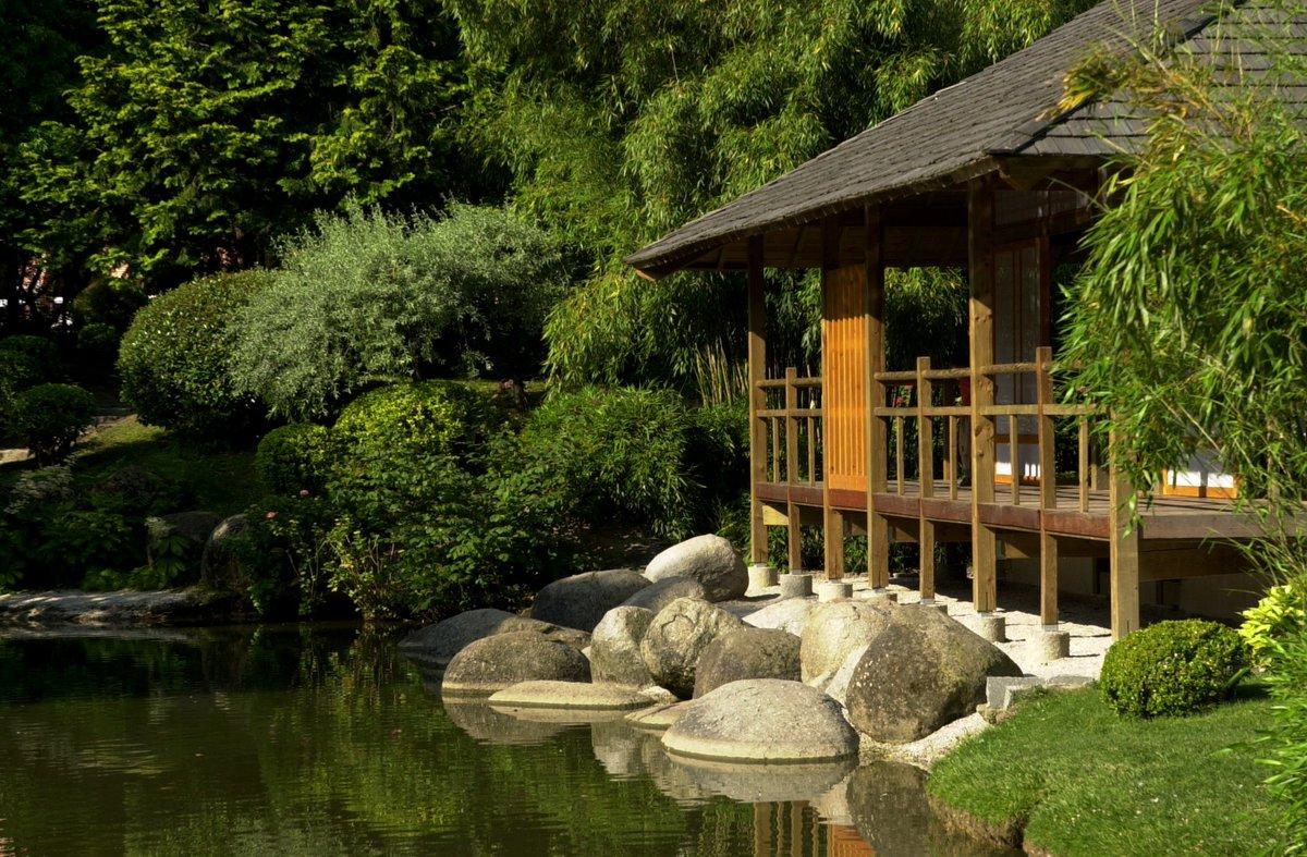 Le Jardin Japonais De Toulouse Sera Ferme Demain Mercredi 5 Juillet