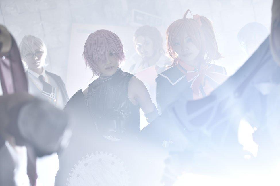 【コスプレ】Fate/Grand Order 第四特異点「死界魔霧都市 ロンドン」 撮影:黒田さん(@NON_DAY_Kuroda)  スタジオ:NON-DAY PHOTO STUDIO(@NON_DAY_) https://t.co/bzffZSUst3