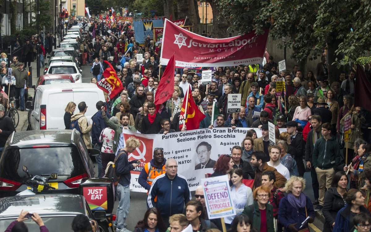 Can Jeremy Corbyn's Labour win back the Jewish vote? newstatesman.com/politics/uk/20…