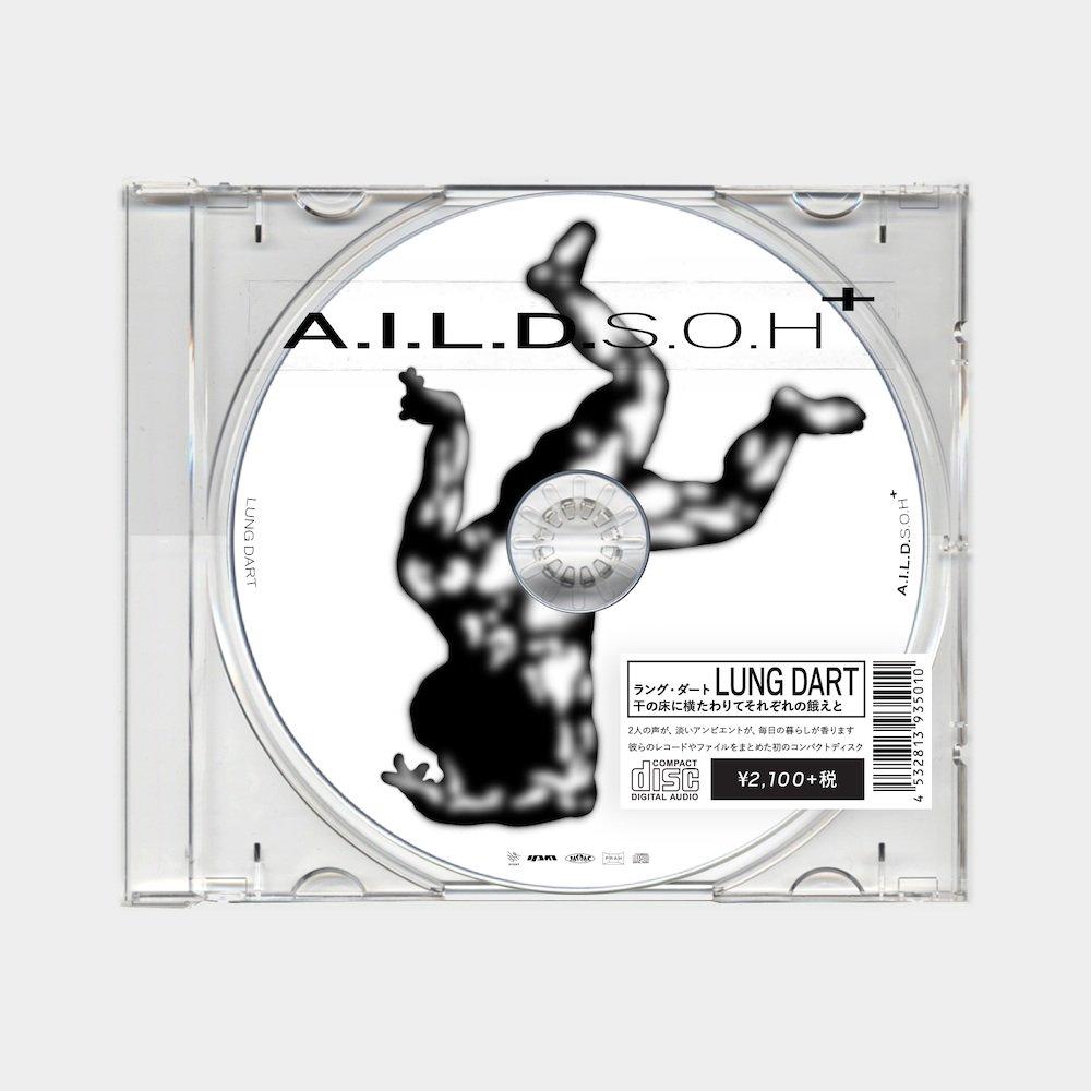 Lung Dart_A.I.L.D.S.O.H+_CD_Packshot