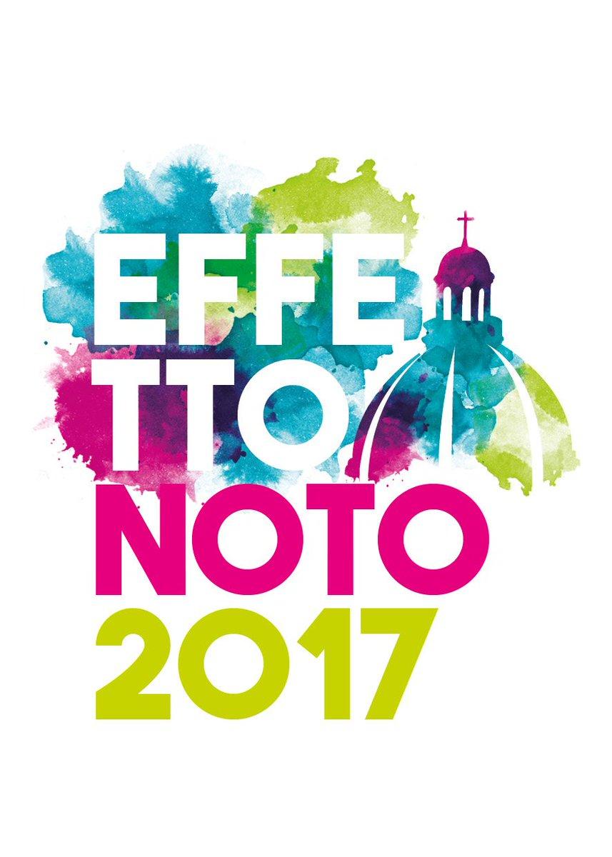 Risultati immagini per EFFETTO NOTO 2017