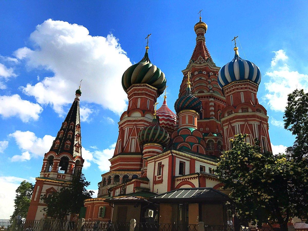 Храмы москвы в картинках