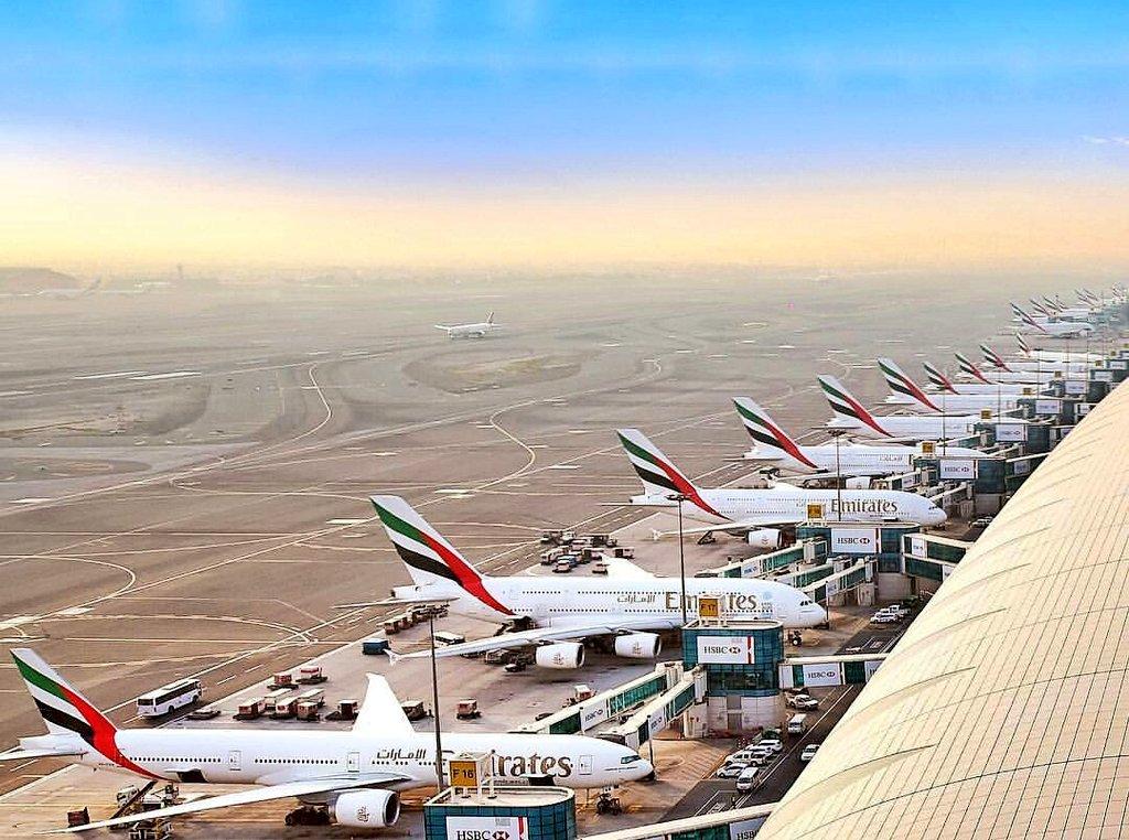 The Emirates family ❤ #avgeek https://t.co/ukbECarZ1u