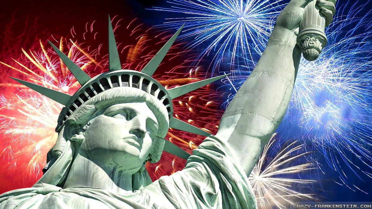 Happy 4th of July! #HappyBirthdayAmerica...