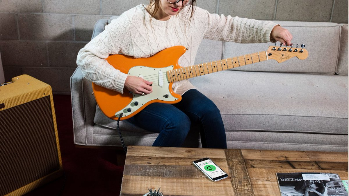 Fender On Twitter With 22 Tuning Options The Fender Tune App Is