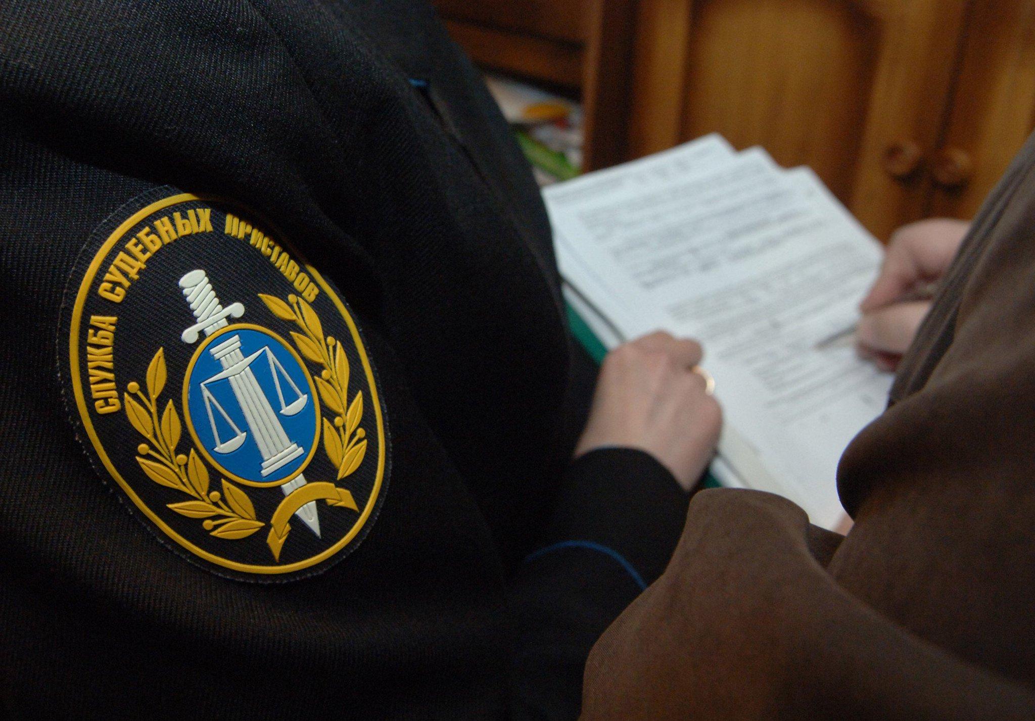 проверка арестов судебных приставов