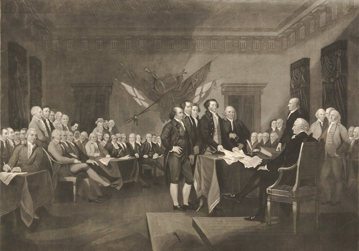 jefferson and the declaration He describes jefferson's ideas for reforming criminal law, the immortal principles jefferson expressed in the declaration of independence, his advocacy of a bill of rights, and his performance as president.