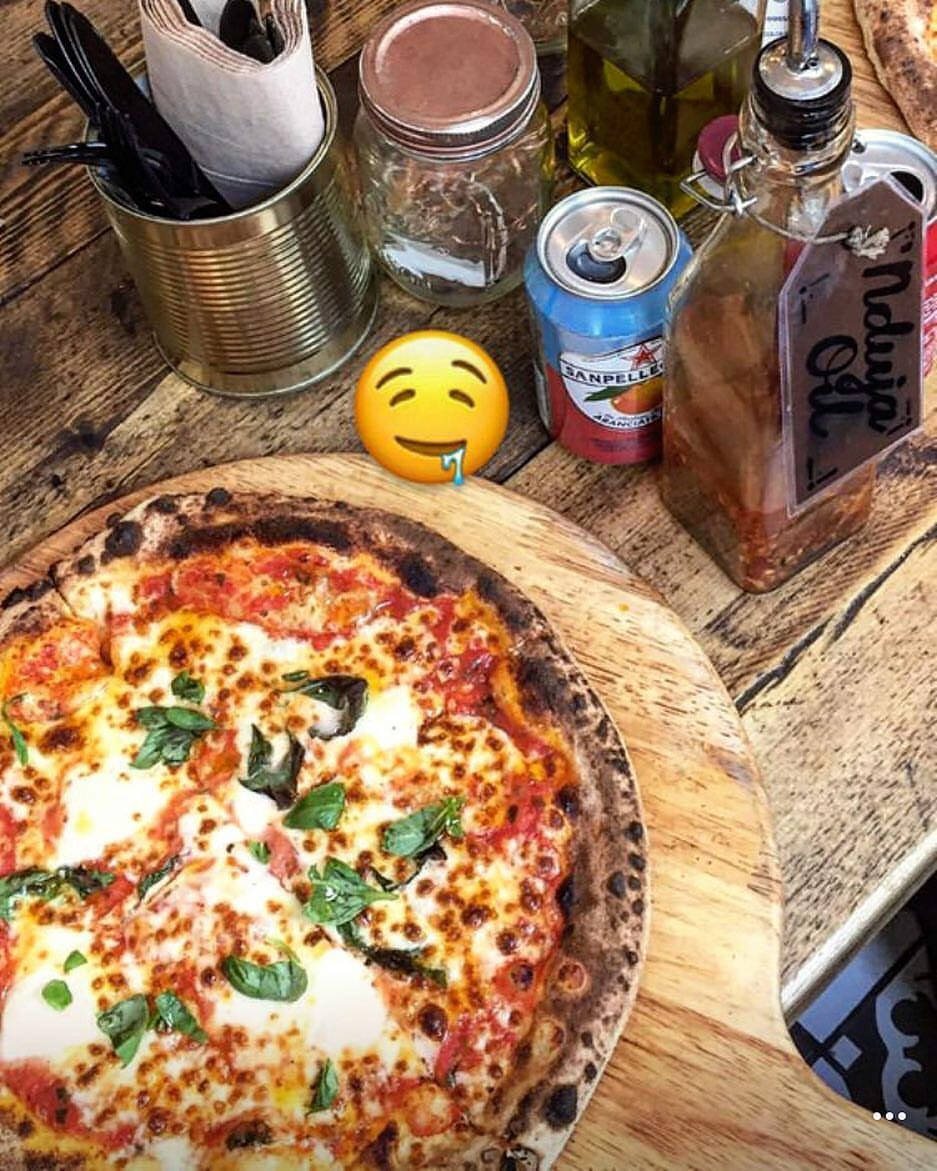Dough Pizza Delivery On Twitter Not Really Salad Weather