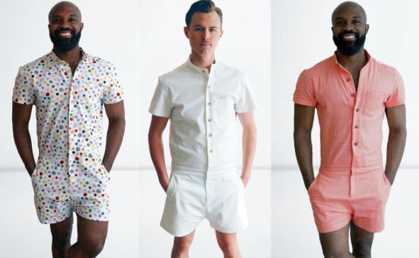 5cf1208a0dc5 rompers for men are supposedly all the rage in fashion right now really