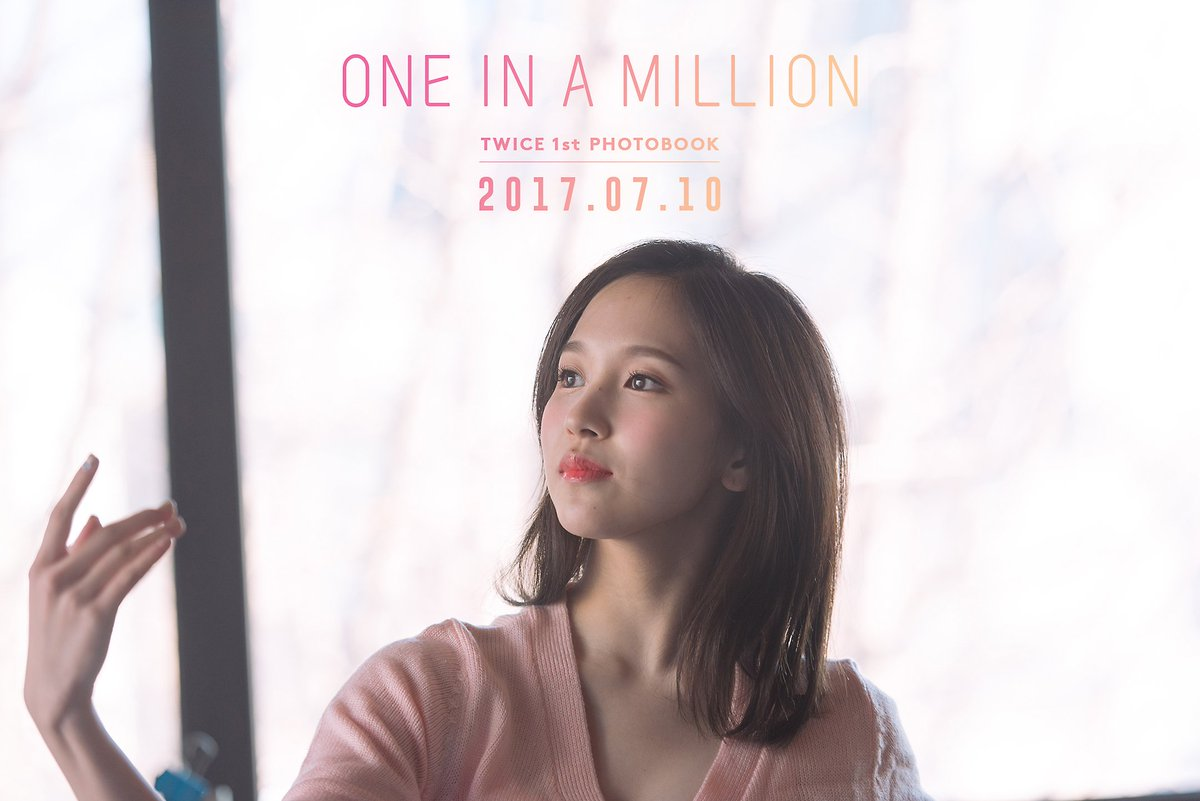 Twice On Twitter Twice 1st Photobook One In A Million 2017 07 10