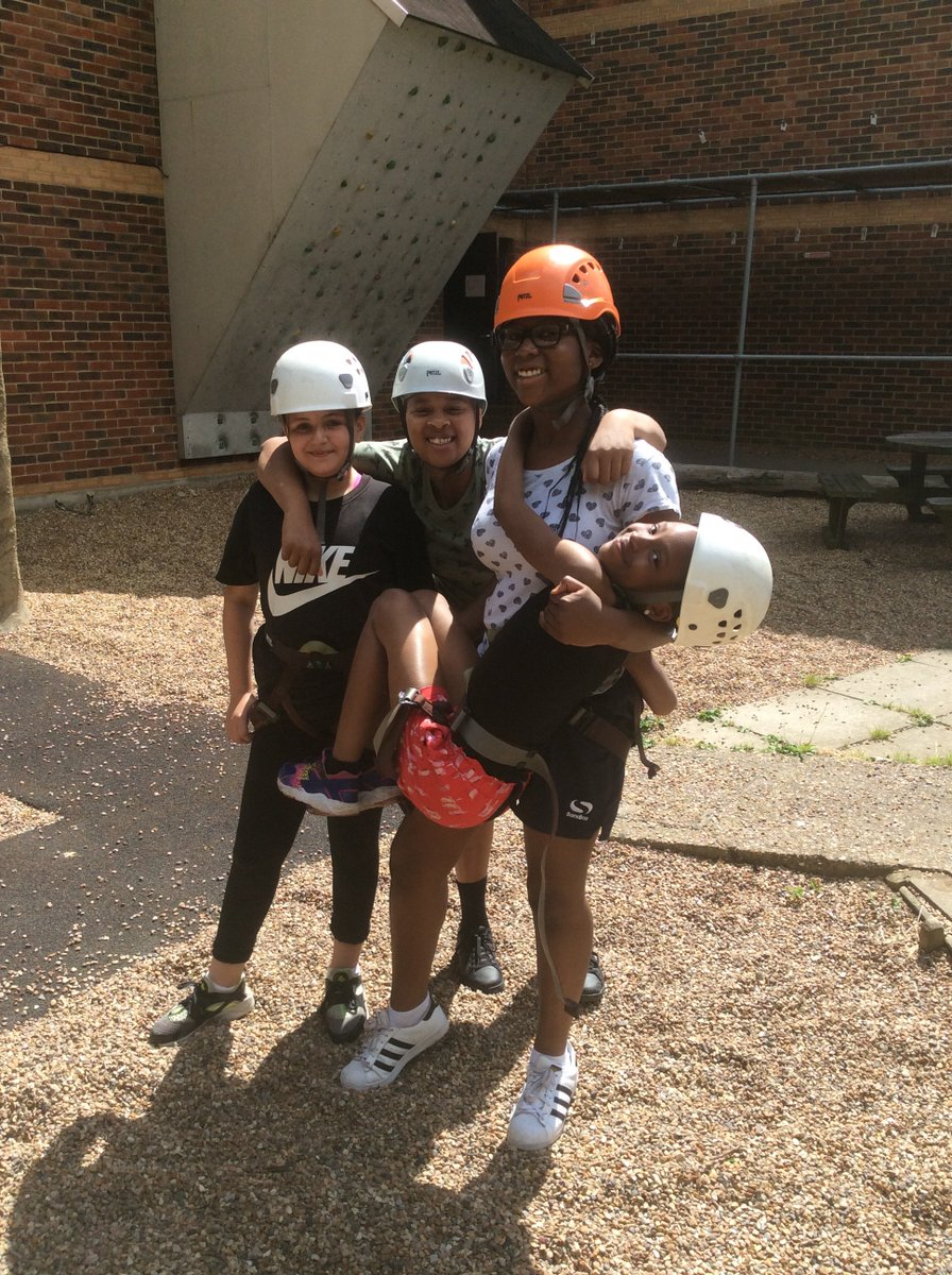 """forster park school on twitter: """"day two at arethusa: climbing"""