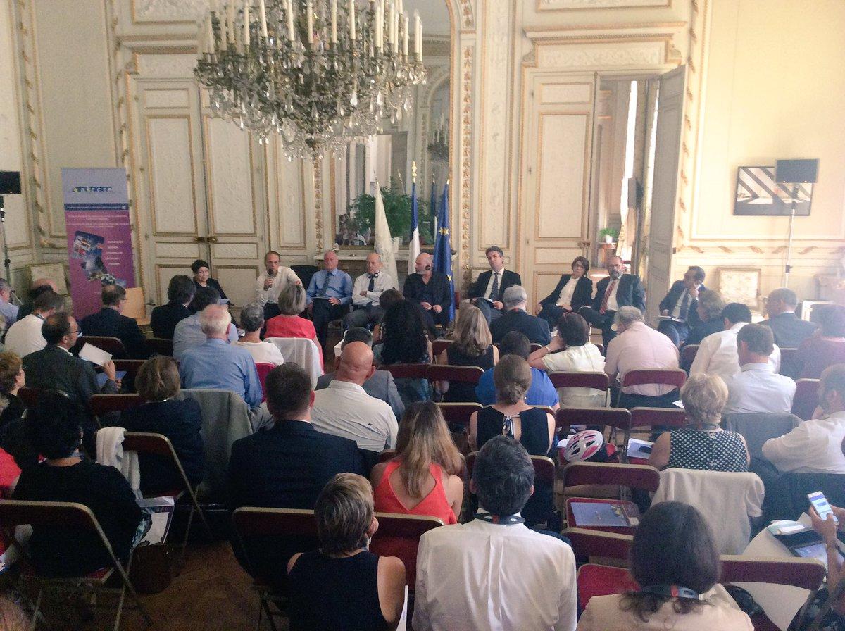 'Porter l'engagement européen - Un devoir pour les #colterr françaises' #AGAFCCRE