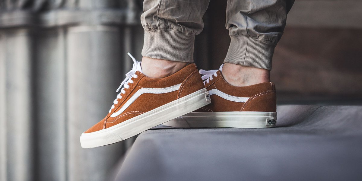 vans old skool ginger