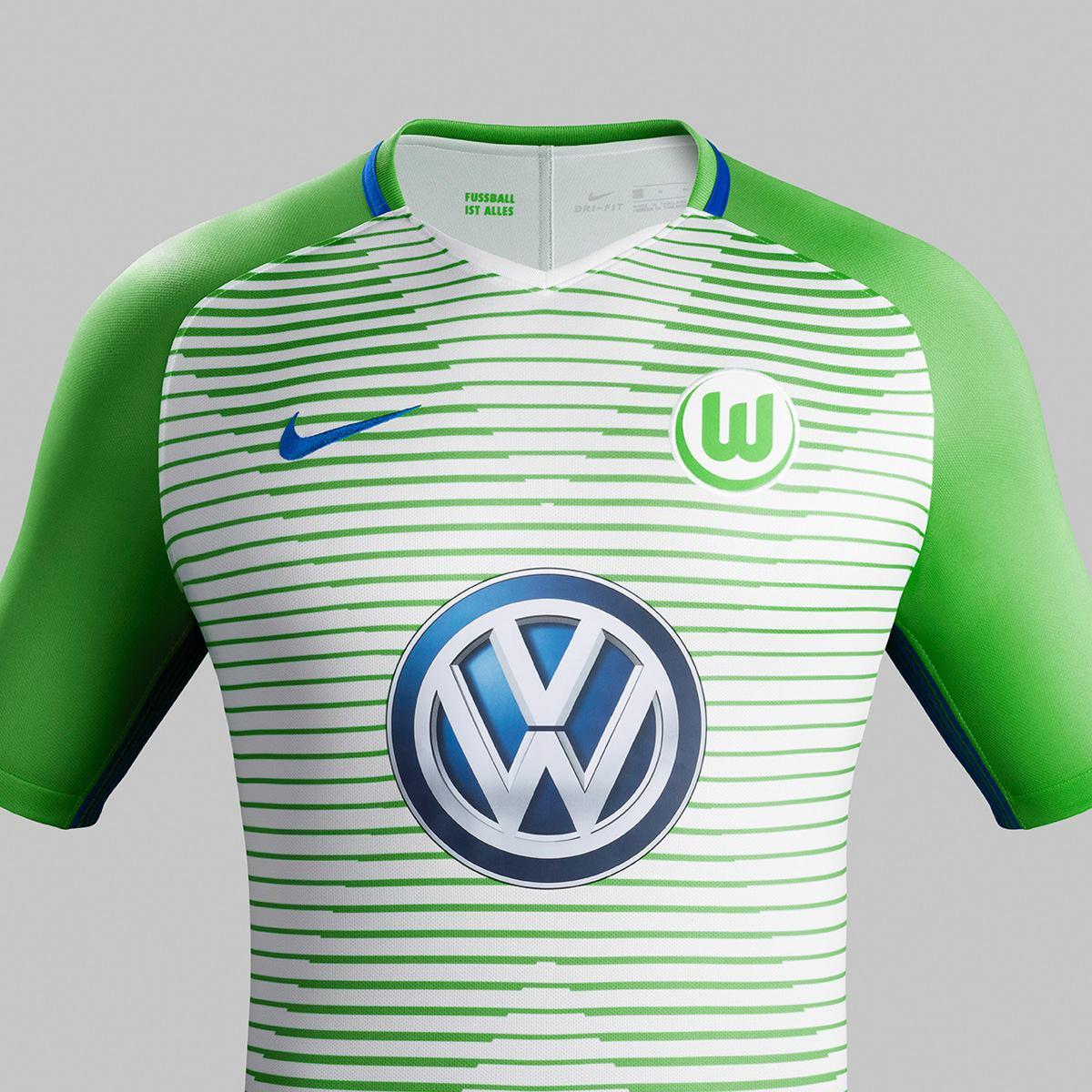 wholesale dealer af401 9fff3 VfL Wolfsburg US on Twitter: