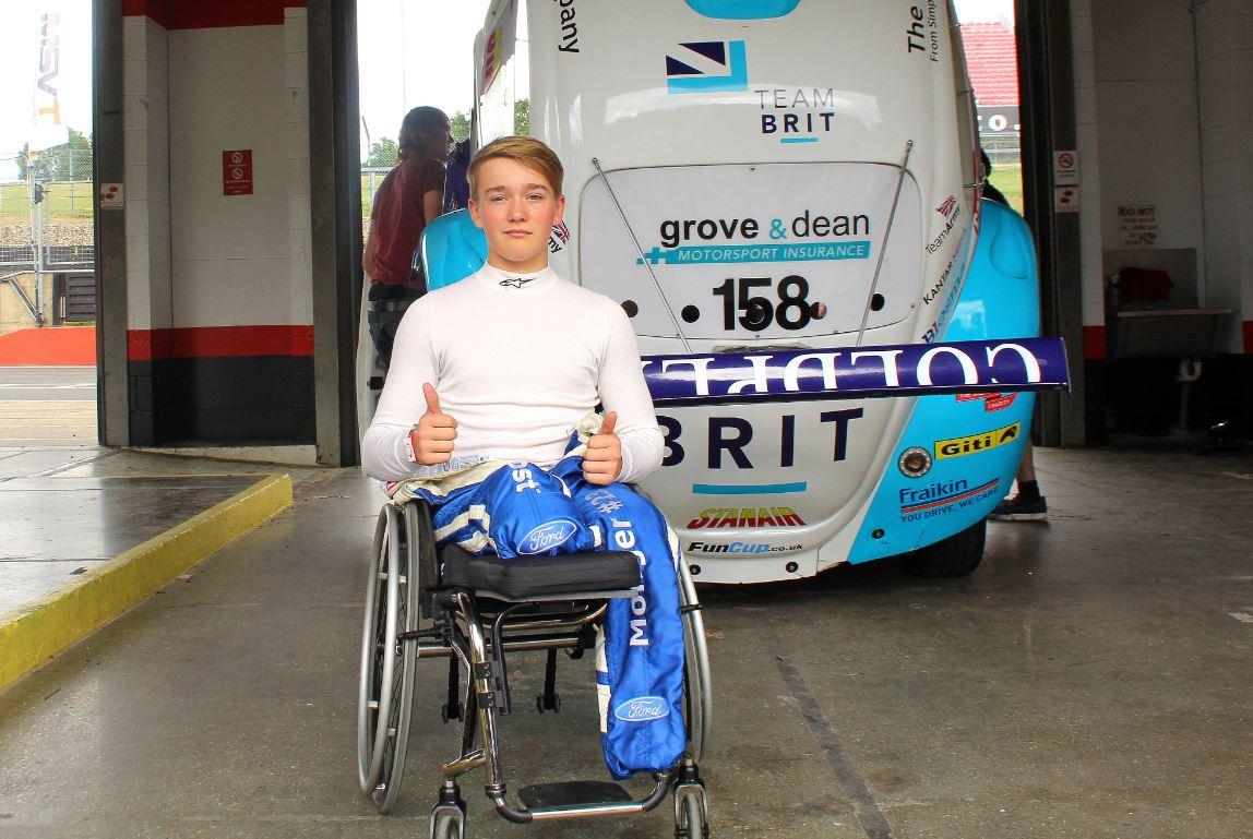 "bbc news england on twitter: ""teen racing driver #billymonger who"