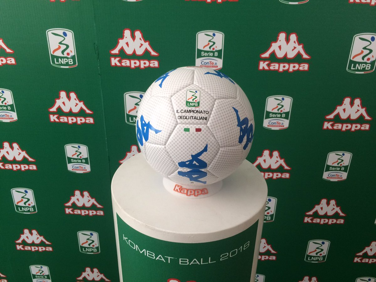 Kombat Ball, il pallone ufficiale di Lega B