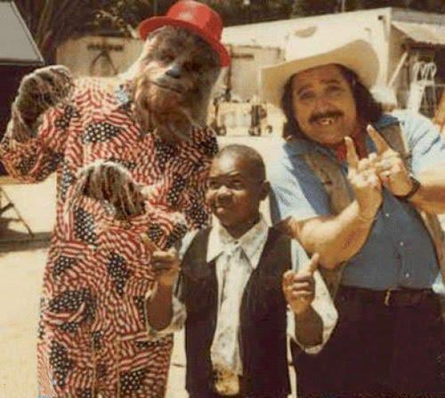 Happy 4th of July everyone!!! #chewbacca #garycoleman #ronjeremy #4thjuly2017 #HappyBirthdayAmerica #HappyIndependenceDay #4thofjuly<br>http://pic.twitter.com/3vU7T5vSSY
