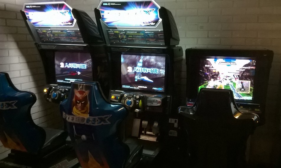 zaa aaro on twitter sugoi fi arcade was expanded during summer