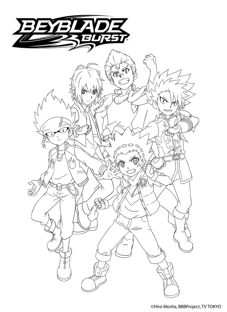 beyblade burst coloring pages Beyblade Official on Twitter:
