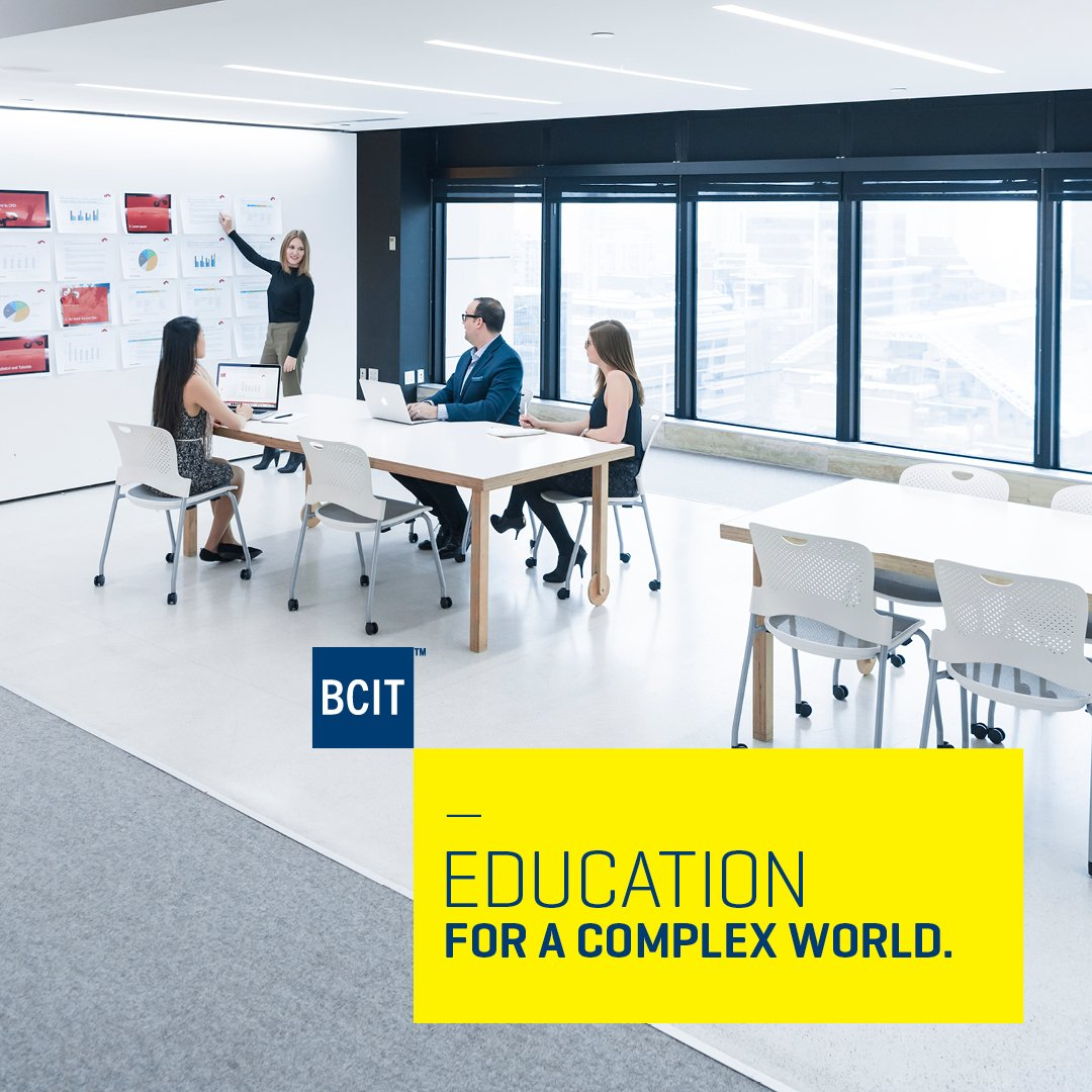 BCIT on Twitter Want a career in marketing but not sure where to