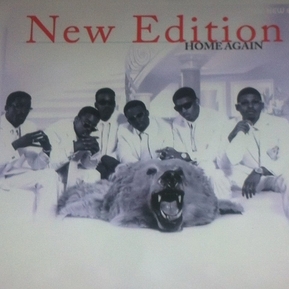New Edition 617 On Twitter The Album Home Again Of Movie