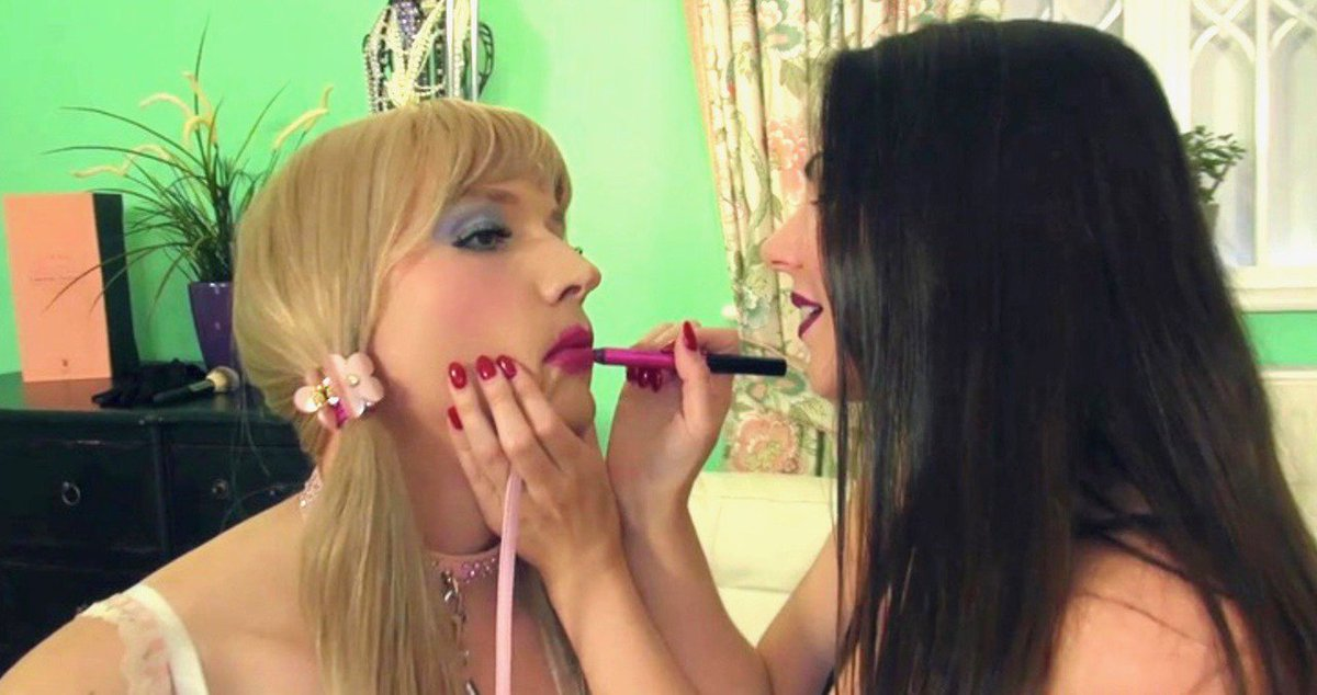 You love being sissified by a mistress h...