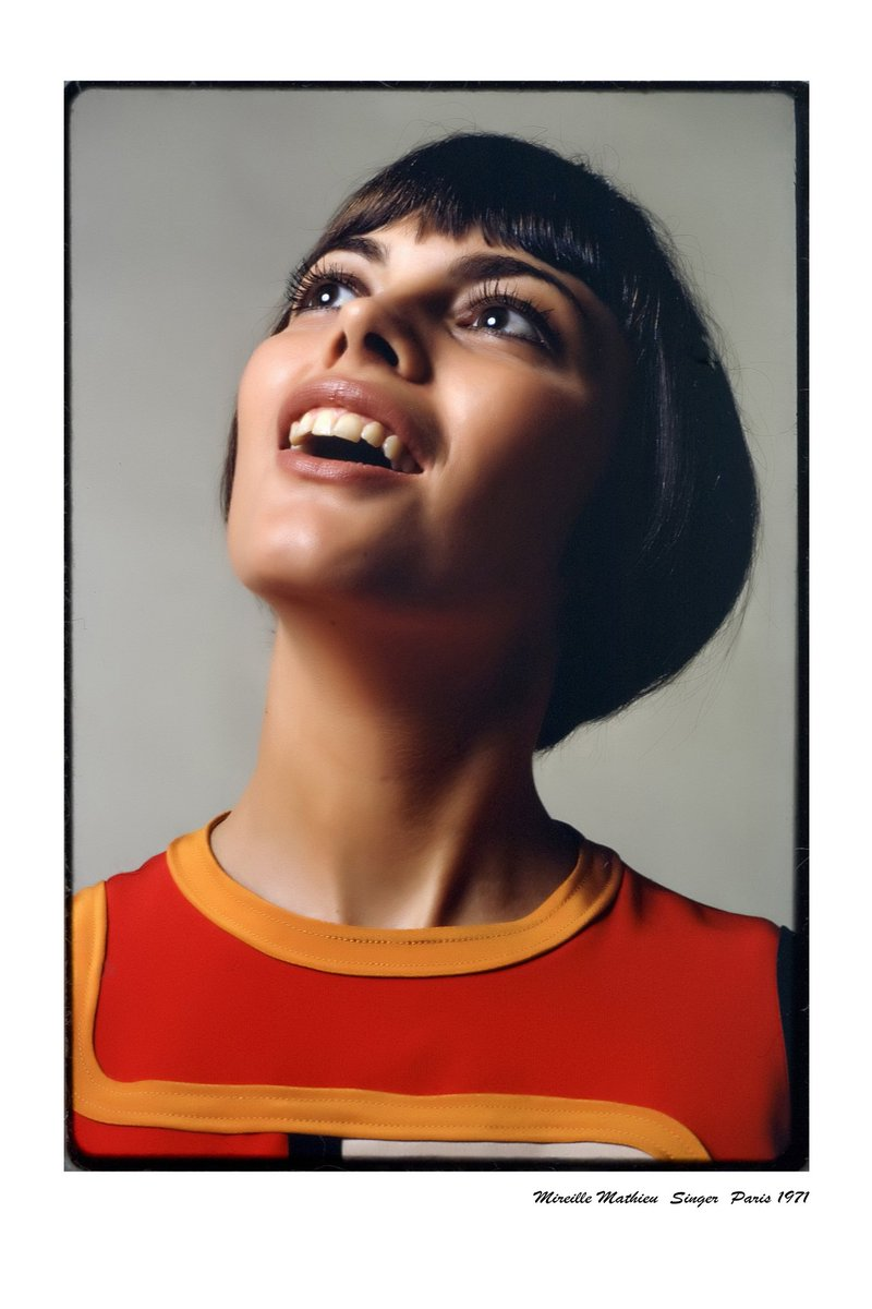 From the archives...1970 #mireille.mathieu  #french #singer<br>http://pic.twitter.com/7JTFn9MzE5