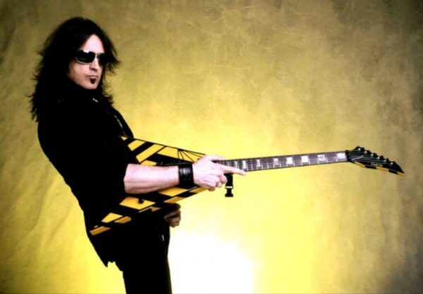 On This Day - July 4th 1963. Stryper frontman Michael Sweet is born. Happy Birthday Michael. Have a glorious day.