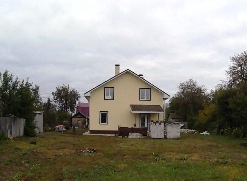 дом из пеноблоков 120 кв м