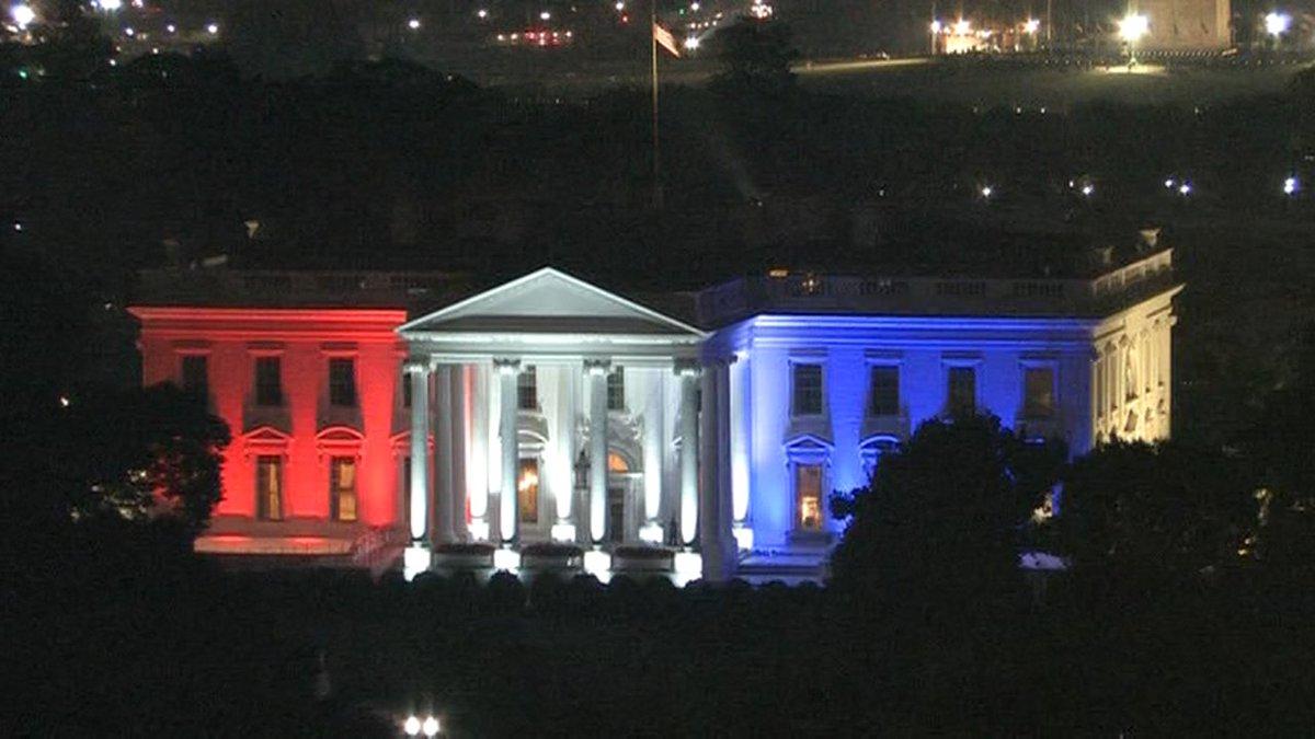 Resultado de imagem para happy in white house tonight