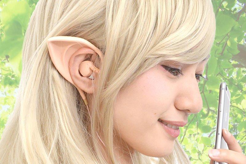 サンコー、誰でもエルフになれるエルフ耳型イヤフォン~ただしおっさんが装着するとゴブリンにクラスチェンジする脆弱性