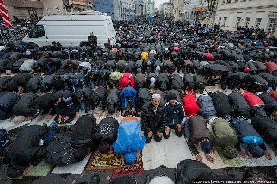 Коллективное чтение Библии в России приравняли к митингу - Цензор.НЕТ 7505